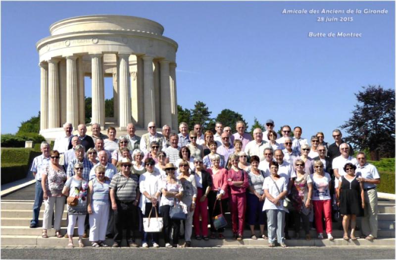 Mémorial américain de MONTSEC - Meuse - 28 juin 2015 - Est