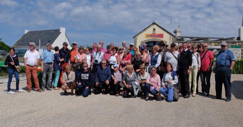 Les Glénans -Finistère - Juin 2016 - Ouest