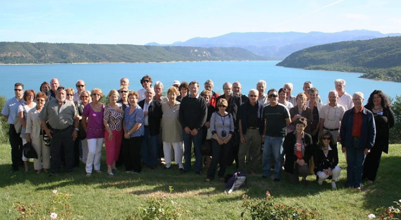 Lac de BAUDUEN - Gorges du Verdon - Juin 2011 - Sud-Est